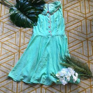 Vintage diner dress